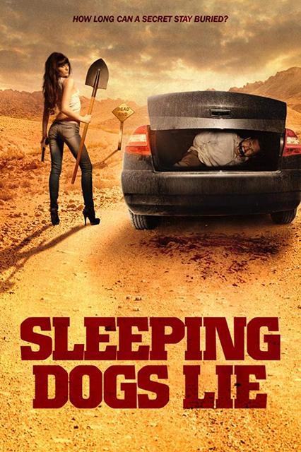 Sleeping Dogs Lie 2019 Movie Poster