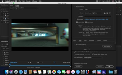 Adobe Media Encoder 2020 v14.6 Multilingual macOS
