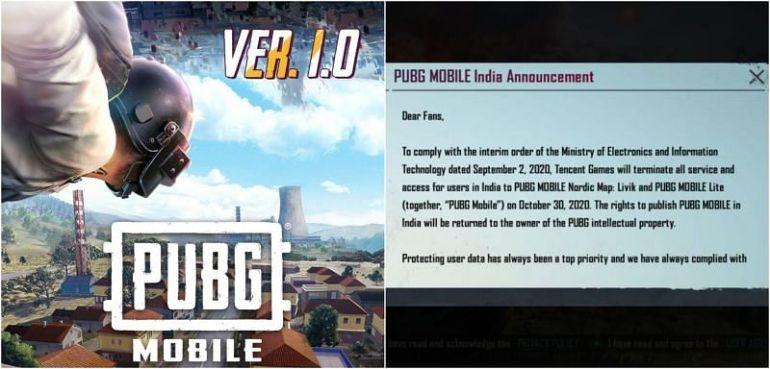 """PUBG mobile: अब नहीं होगा """"चिकन डिनर"""", भारतीय उपयोग करता के लिए अब होंगी  PUBG MOBILE सम्पूरण रूप से बंद"""