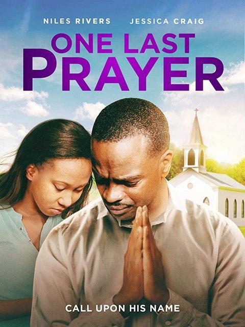 One Last Prayer 2020 Movie Poster