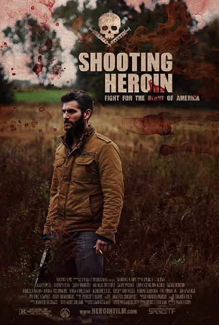 Shooting Heroin 2020 Movie Poster