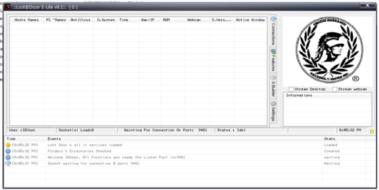 Lost¬Door E-Lite v9.1