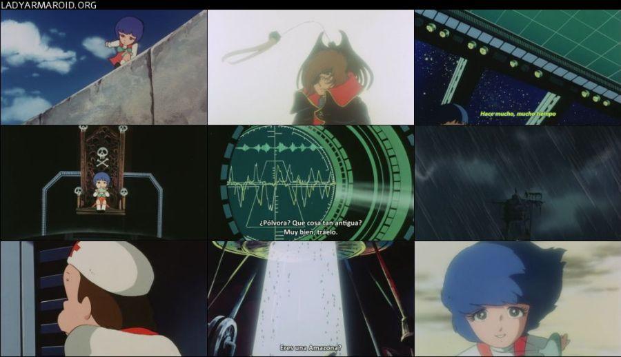 Capitan Harlock: El Misterio de la Arcadia - 1978 (BDRip-Jap.Sub. Esp.)(Varios) 5