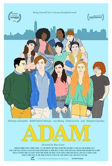 Adam 2019 Movie Poster