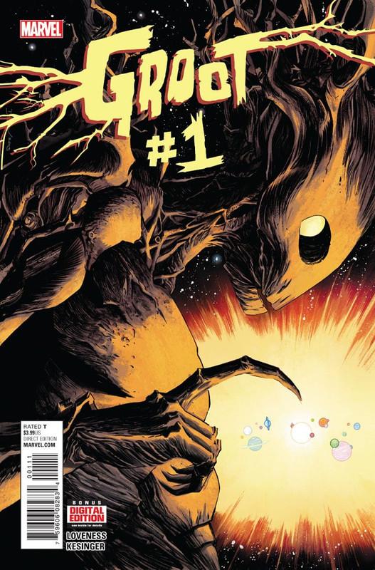 Groot Volumen 1 [6/6] Español | MG