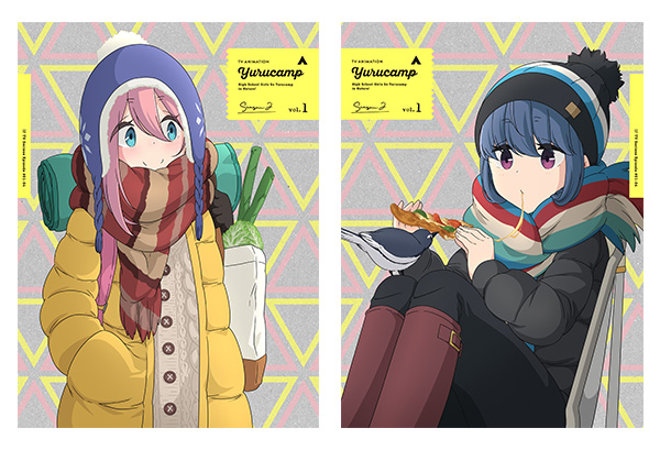 Yuru Camp△ Season 2 BD Vol 1 (Episode 1-4) Subtitle Indonesia