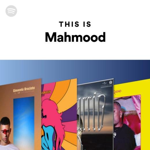 Mahmood – This Is Mahmood (2020)