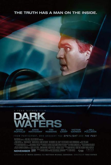 Dark Waters 2019 Movie Poster