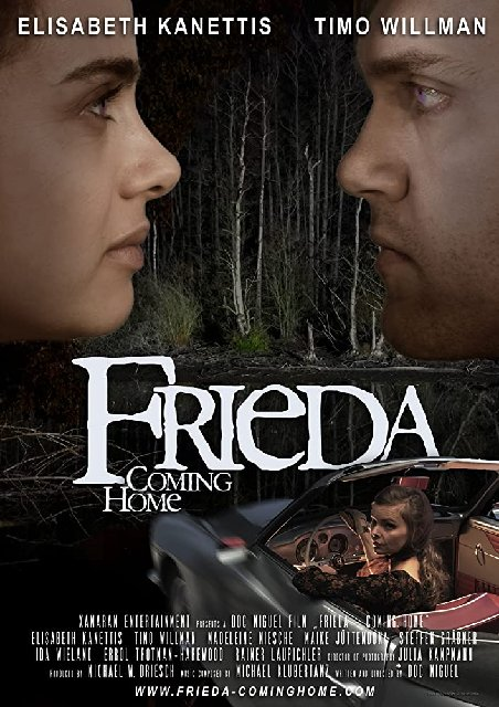 Frieda Coming Home 2020 Movie Poster