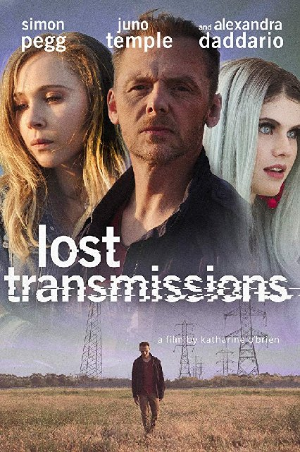 Lost Transmissions 2020 Movie Poster
