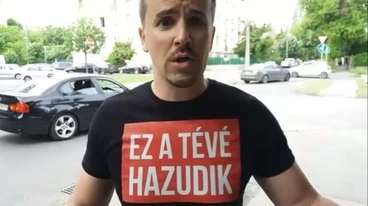 Jakab Péter hazudott, mégis mazsolás tortát sütött Fotó: Demokrata.hu