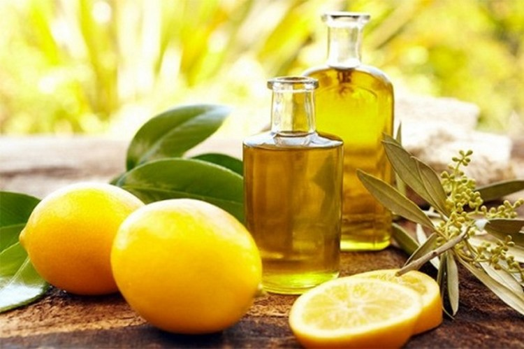 olívaolaj citrom a fogyáshoz