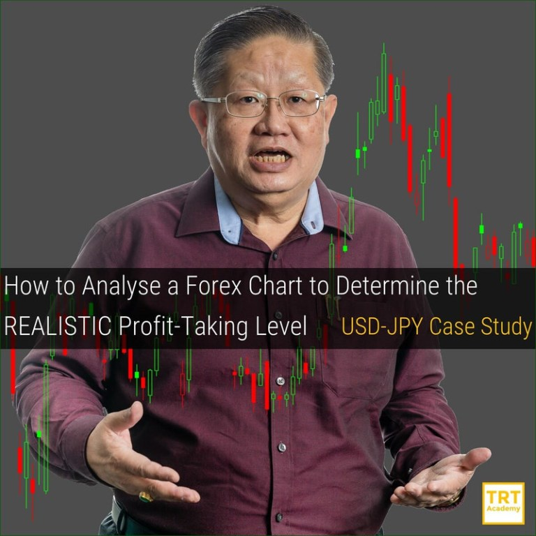 Yes… I Want to Improve My Trading Results – 2019-02 – How to Analyse a Forex Chart to Determine the REALISTIC Profit-Taking Level – USD-JPY Case Study