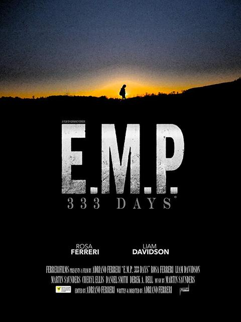 E M P 333 Days 2019 Movie Poster