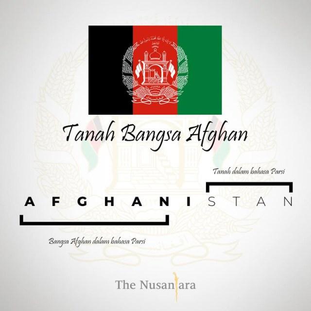 bangsa Afgan
