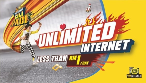 digi cili padi unlimited internet