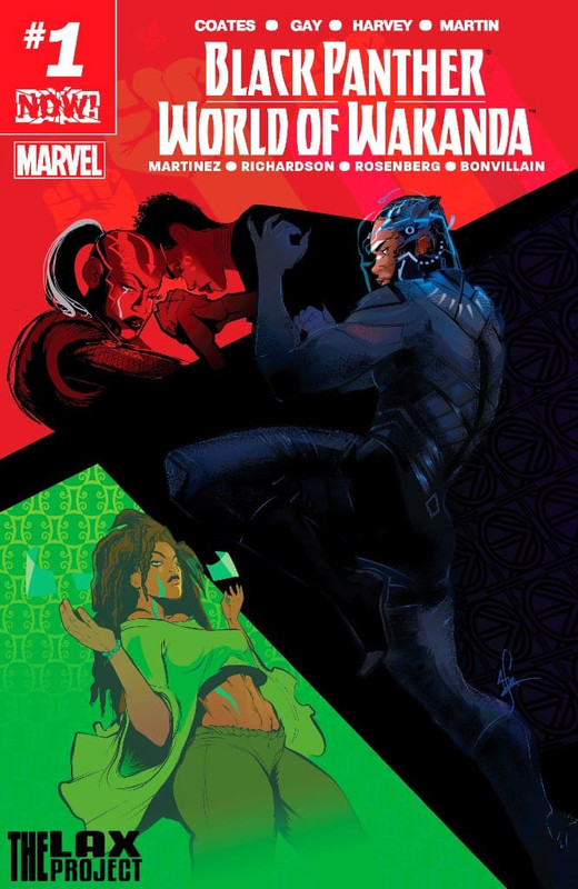 Black Panther World of Wakanda [6/6] Español