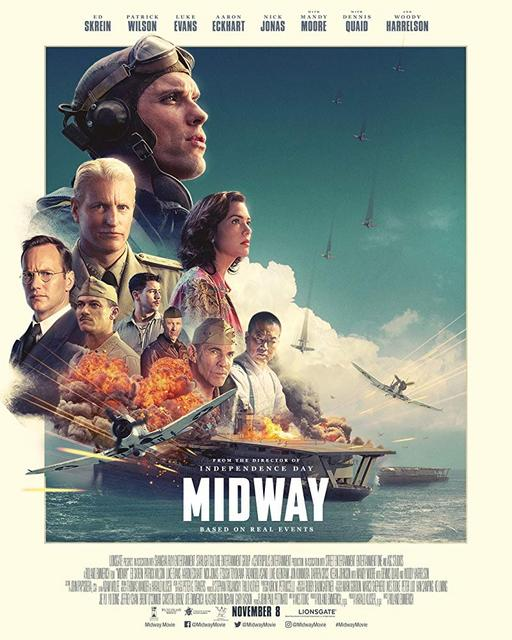 Midway 2019 Movie Poster