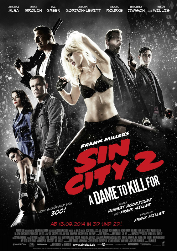 18+ Sin City A Dame to Kill For (2014) Hindi Dual Audio 720p HDRip 700MB MKV