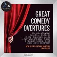 Royal Scottish National Orchestra & Lance Friedel - Great Comedy Overtures (2015) [Official Digital Download 24bit/192kHz]