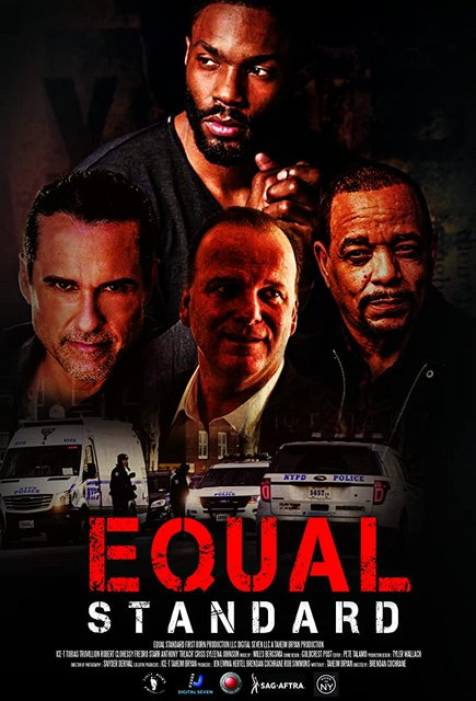 Equal Standard 2020 Movie Poster