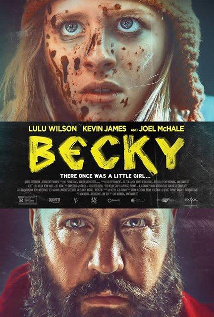 Becky 2020 Movie Poster