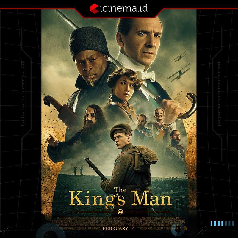 Trailer The Kings Man
