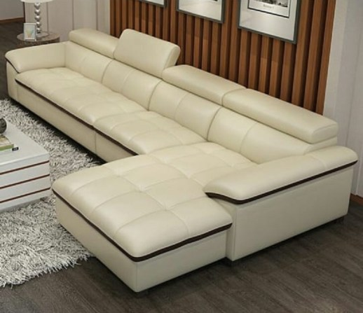 Sofa L Minimalis