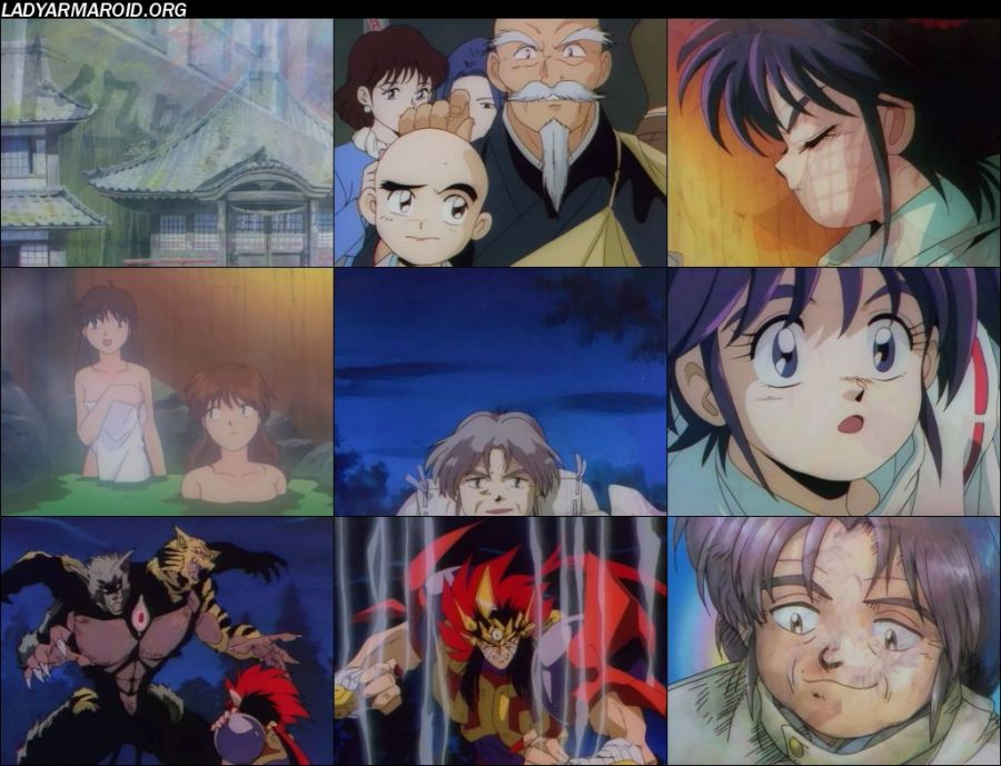 Zenki - 1995 - TV Serie 51/51 (Bdrip Dual Latino)(Varios) 5