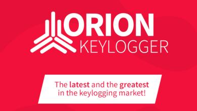 Orion Keylogger 2.1 Cracked