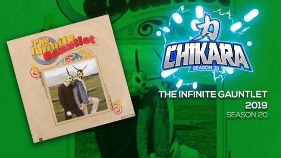 CHIKARA The Infinite