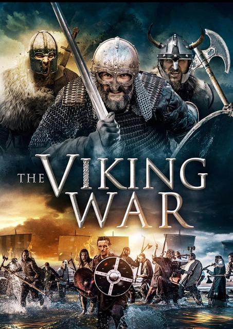 The Viking War 2019 Movie Poster