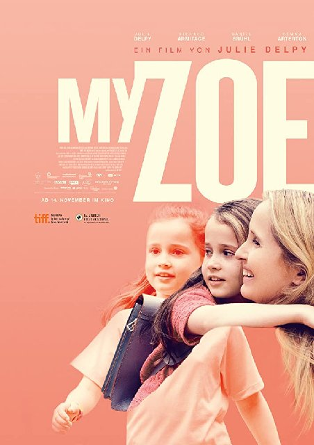My Zoe 2019 Movie Poster