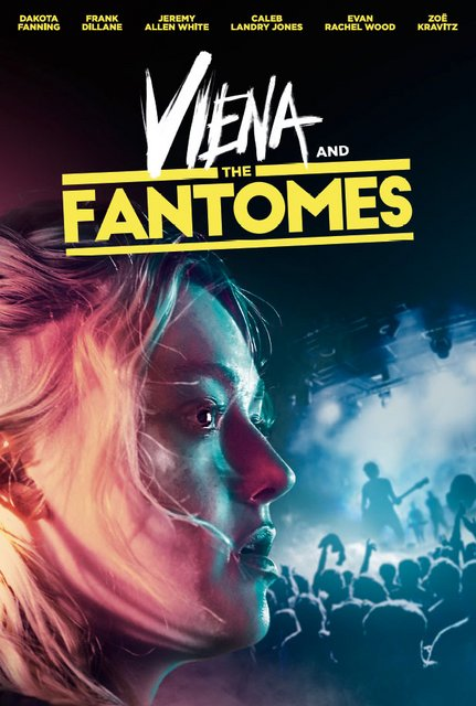 Viena and the Fantomes 2020 Movie Poster