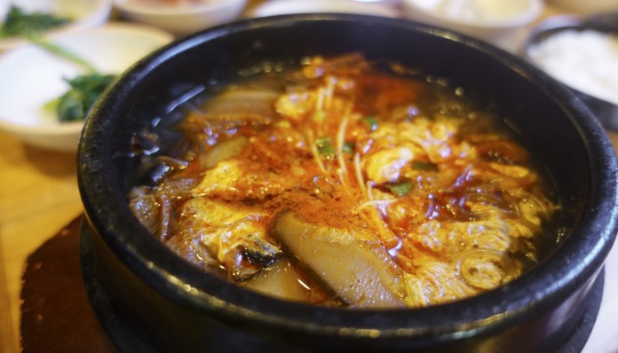 oiso spicy beef stew