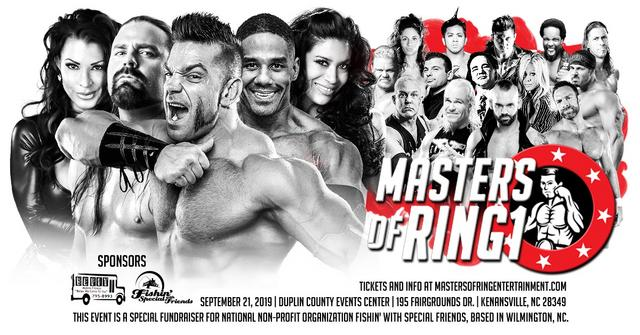 Masters of Ring 1