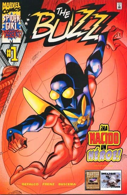 portada  the buzz vol 1