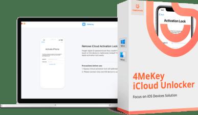 Tenorshare 4MeKey for iPhone v1.5.0