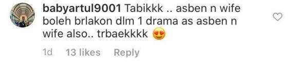 drama cemburu seorang perempuan