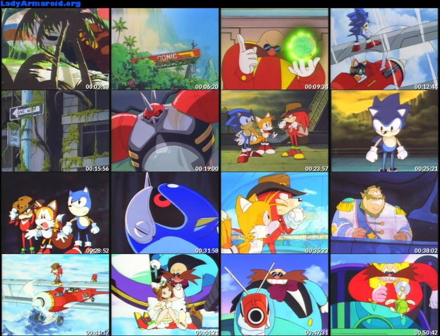 Sonic The Hedgehong The Movie (1999)(Jap. Sub. Esp.)(Varios) 5