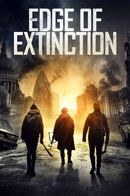Edge Of Extinction 2020 Movie Poster