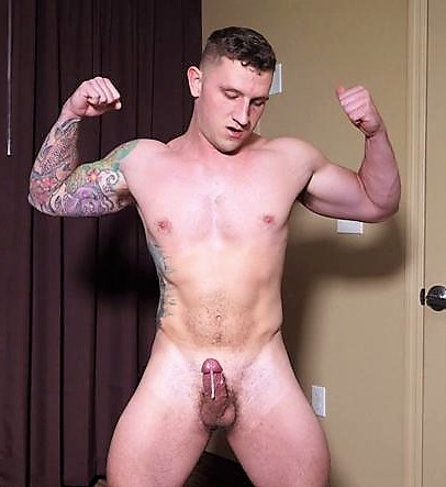 Beautiful Booty: Bryan