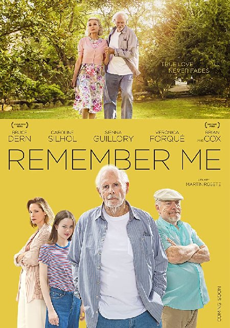 Remember Me 2019 Movie Poster