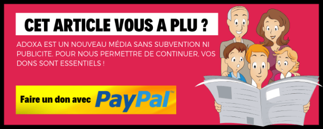 faire un don adoxa info journal media independant pouvoir subvention don paypal