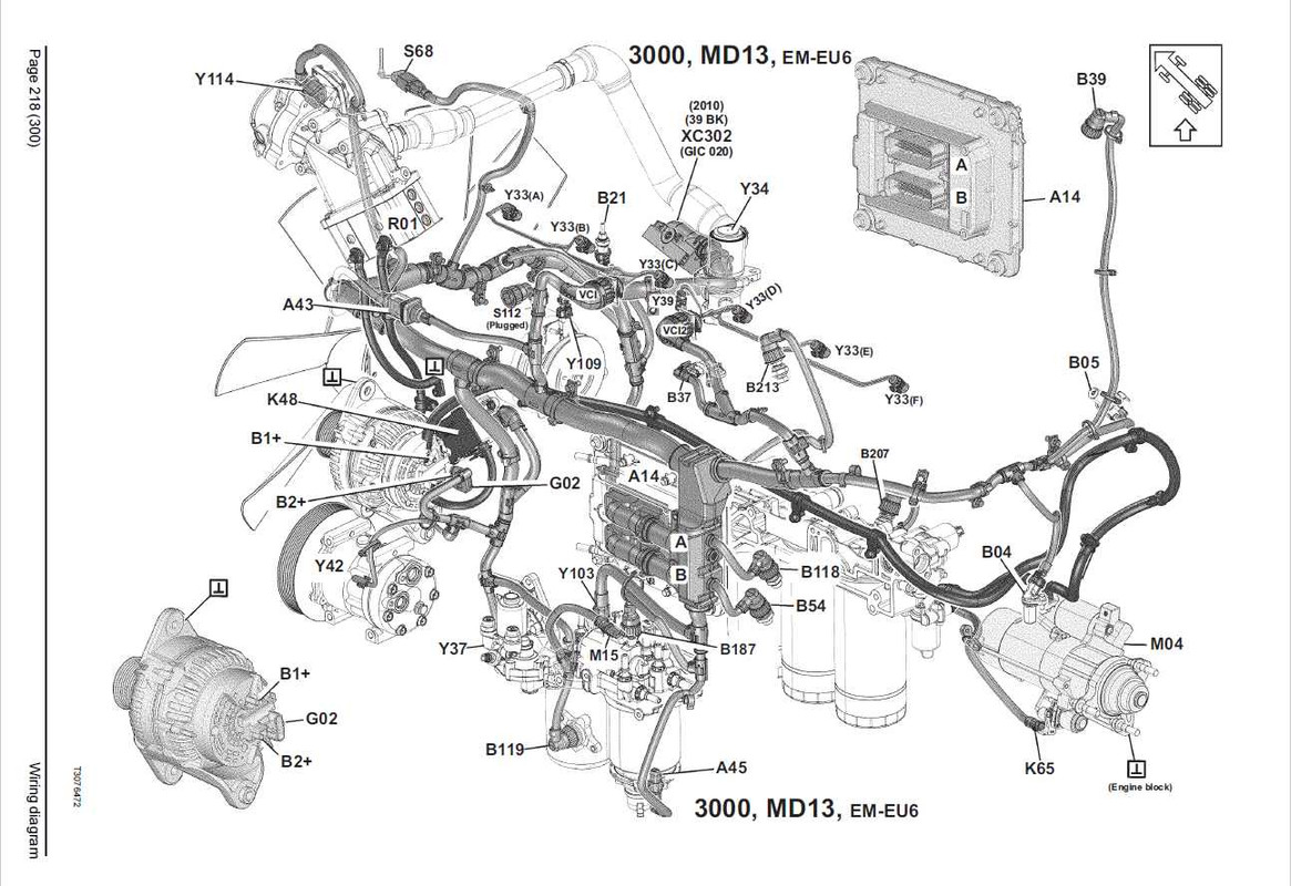 Volvo Truck Amp Bus Wiring Diagrams