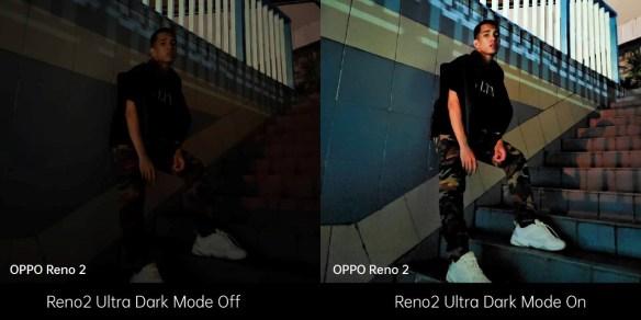 oppo reno 2 ultra dark mode