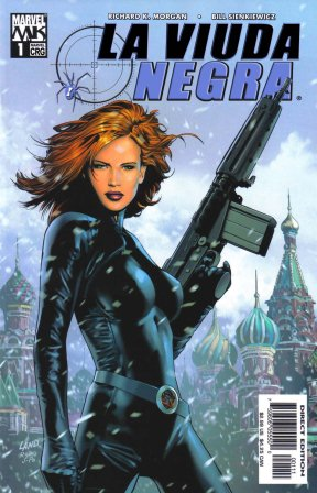 Black Widow Volumen 3 [6/6] Español | Mega