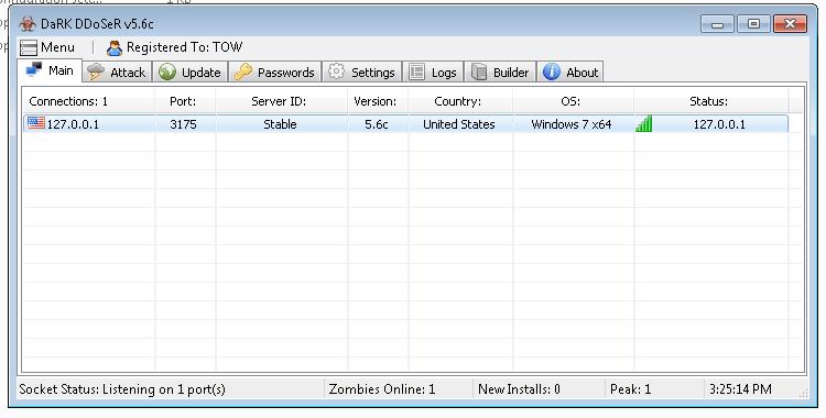 DaRKDDoSeR 5.6c Cracked