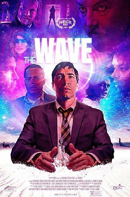 The Wave 2020 Movie Poster