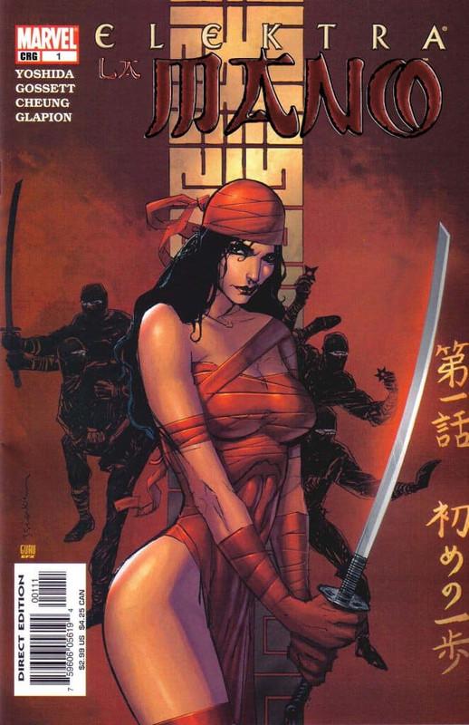 Elektra The Hand [5/5] Español   Mega